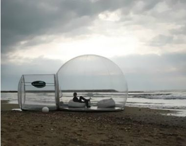 oceanic living space bubble