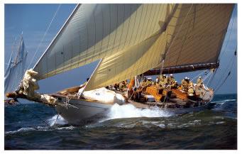 de yates y veleros en cartagena colombia