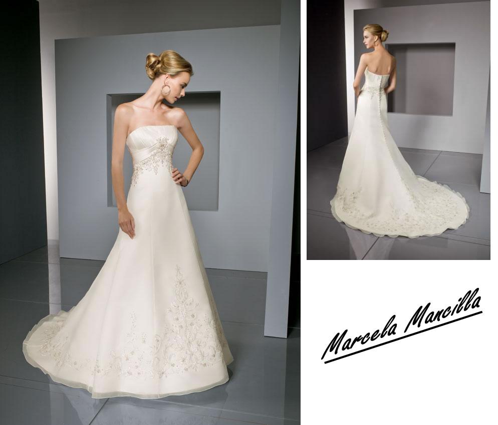 Alquiler vestidos de novia en cartagena
