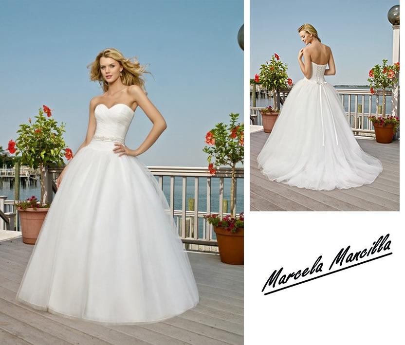 Alquiler de vestidos de novia en cartagena