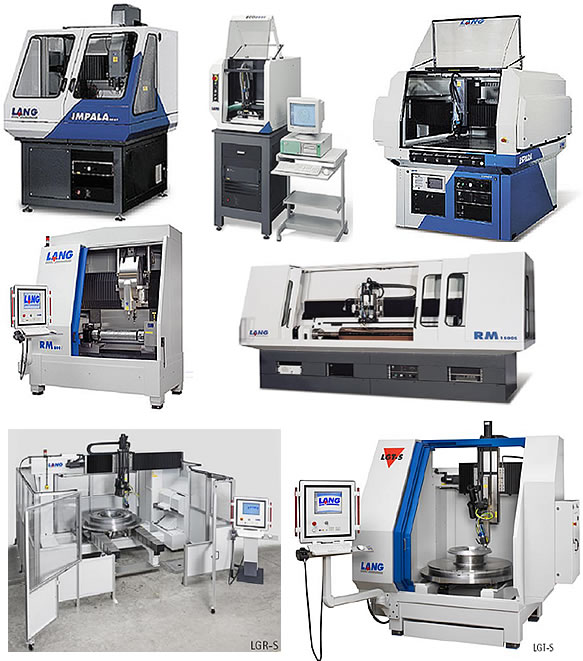 cnc machines lang colombia latin america